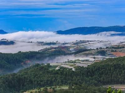 Địa điểm săn mây ở Đà Lạt