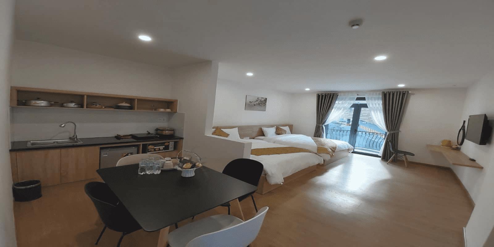 Khách sạn mang đến tính riêng tư cao cho khách du lịch